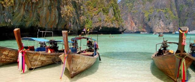 ceļojums taizemē