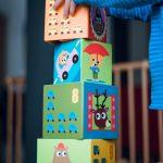 bērnu rotaļlietas attīstošās
